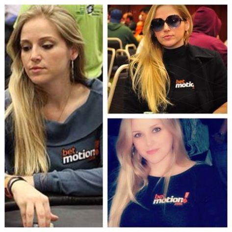 Milena Magrini CCK Poker Team
