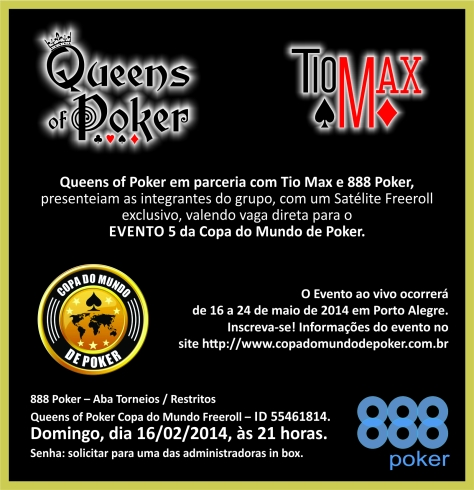 Post do evento 888