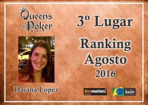 3 Daiana Lopez
